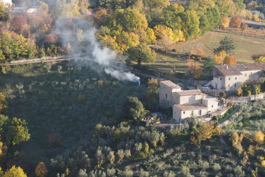 La Fascia olivata Assisi-Spoleto è paesaggio rurale storico